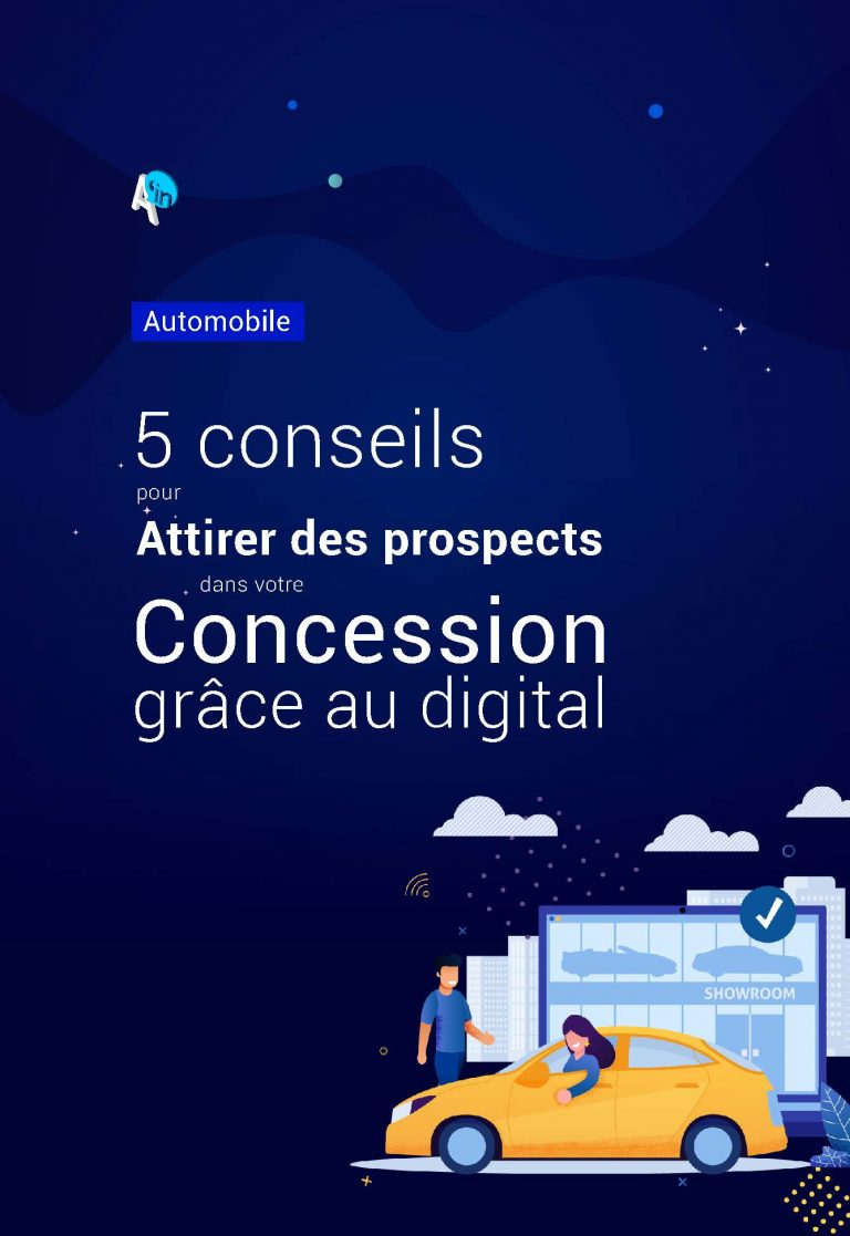 guide pratique : concession digital
