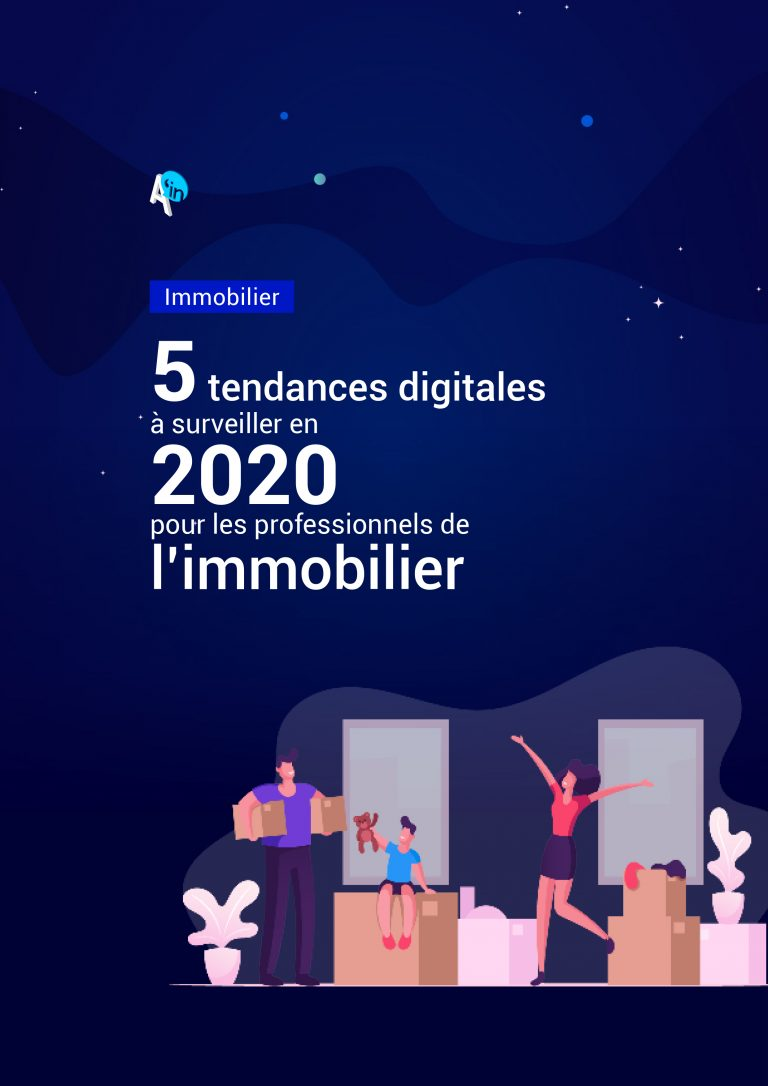 Guide pratique : tendance digitale immobilier